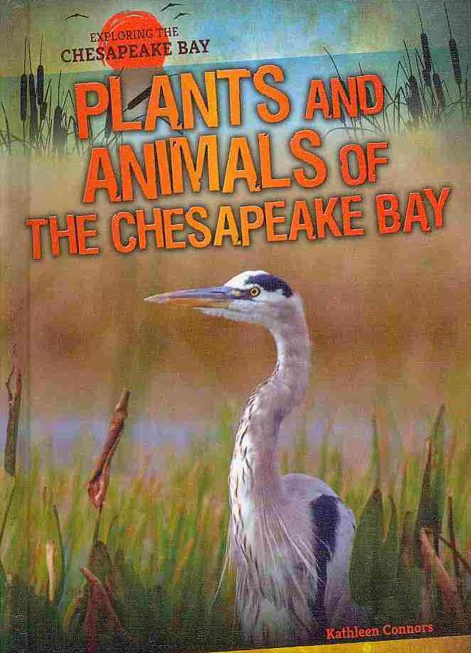 Plants and Animals of the Chesapeake Bay By Connors, Kathleen
